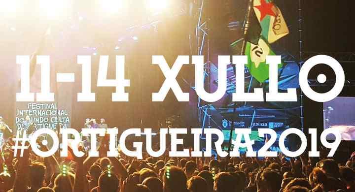 Xa está en marcha o Festival internacional do mundo Celta de Ortigueira 2019! Vai a ser un ano moi especial e con moitas sorpresas, polo que os aconsellamos ficar atentos ás nosas redes.